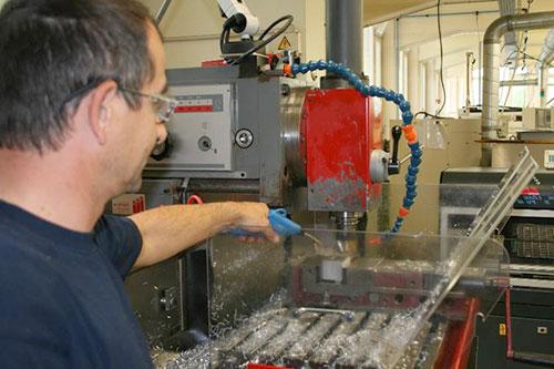 03ed9edbe2 Industry - Unico Graber AG